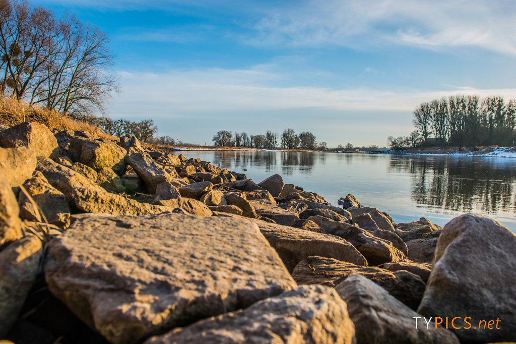 Winteraufnahmen Coswig (Anhalt)